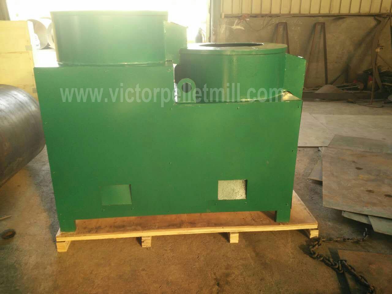 pellet shaping machine