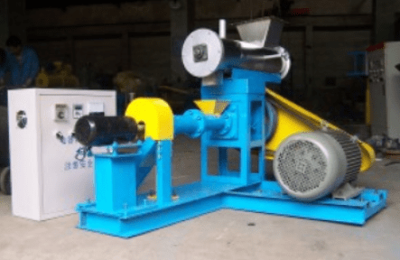 price of fish feed extruder machine