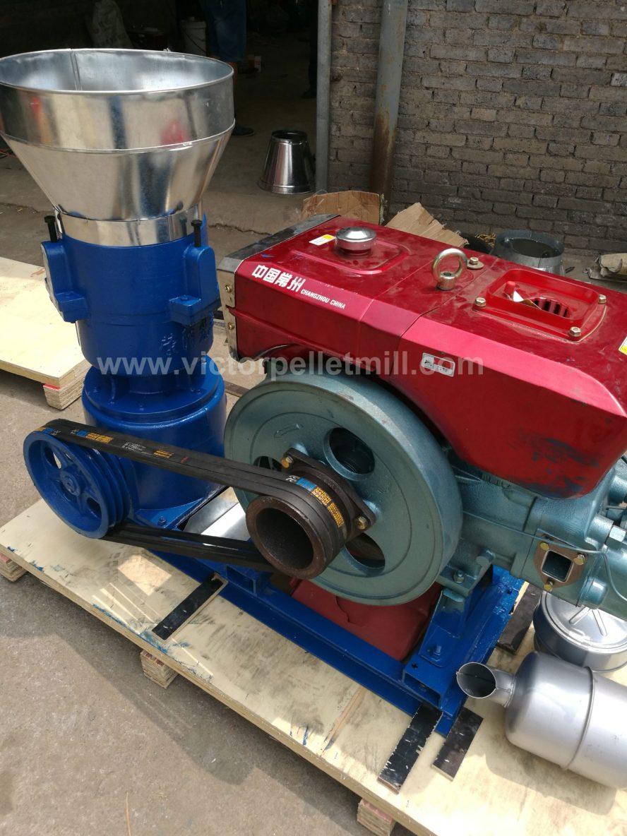 animal feed pellet mill supplier