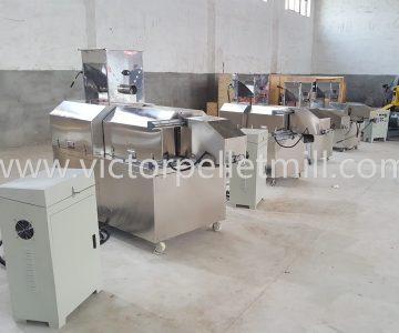 pet food manufacturing equipment