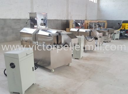 pet food manufacturing equipment