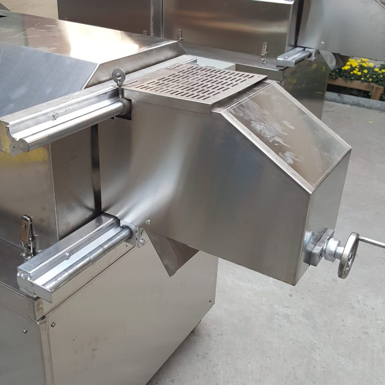 200-250 KG/H stainless steel dog food machine