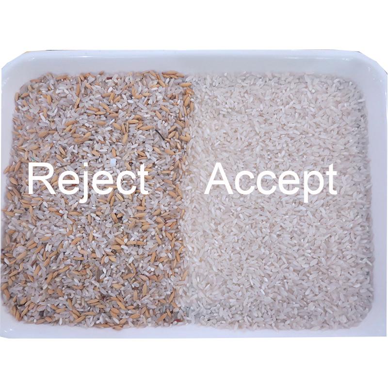 Rice sorter machine