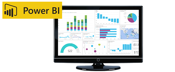 Displaying a Power BI Dashboard in Your Office – Victor