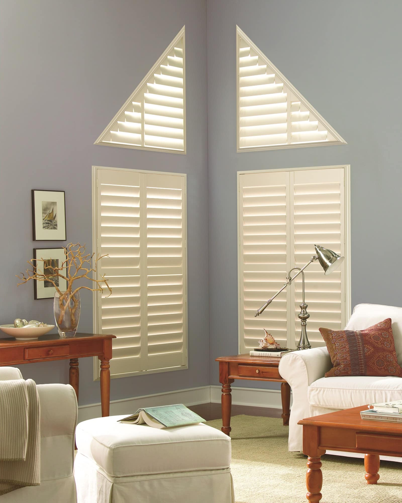 Hunter Douglas Palm Beach Shutters Victor Shade