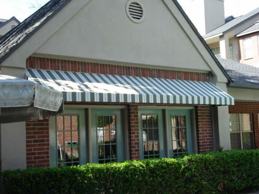 Awnings DallasFort Worth Residential Fabric Amp Canvas