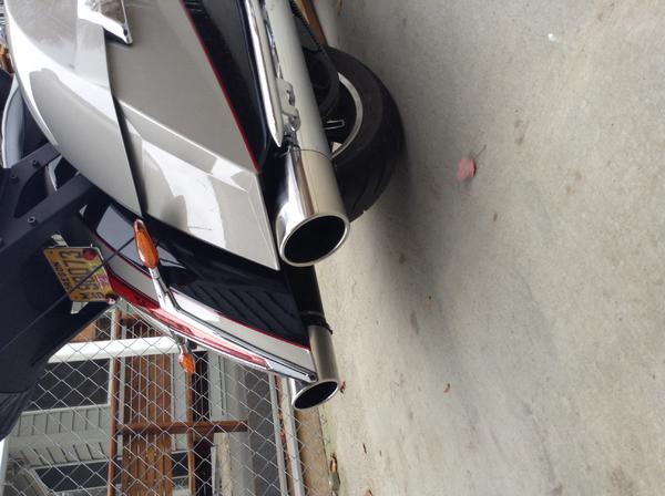 low cost exhaust tips victory