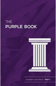Purple Book Manual