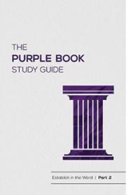 Purple Book Study Guide Manual