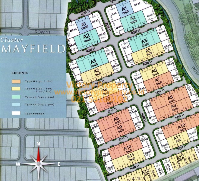 Mayfield-Site Plan