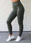 Victory seamless leggings Army green