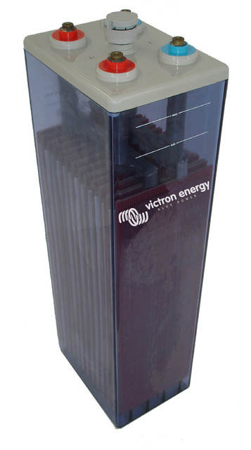 OPzS batteries - Victron Energy