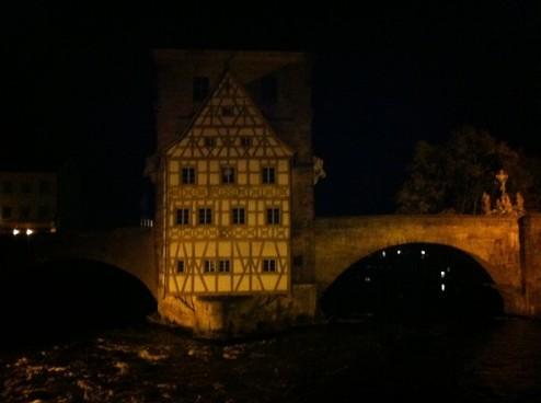 Vidaaustera Bamberg Venedig Deutschlands Baviera
