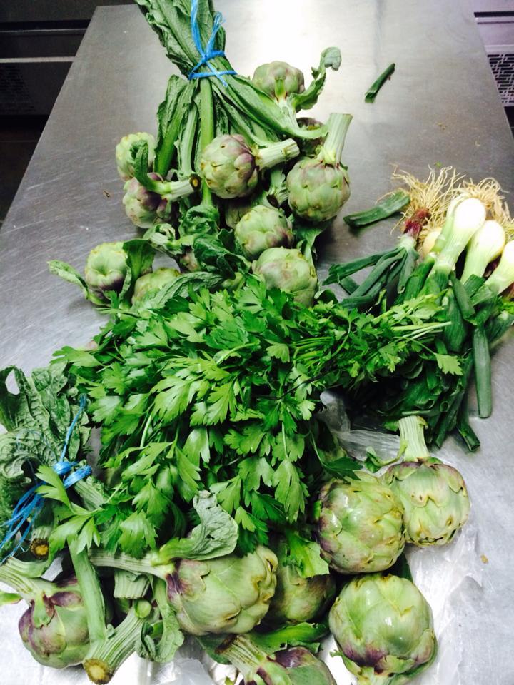verduras el castillo