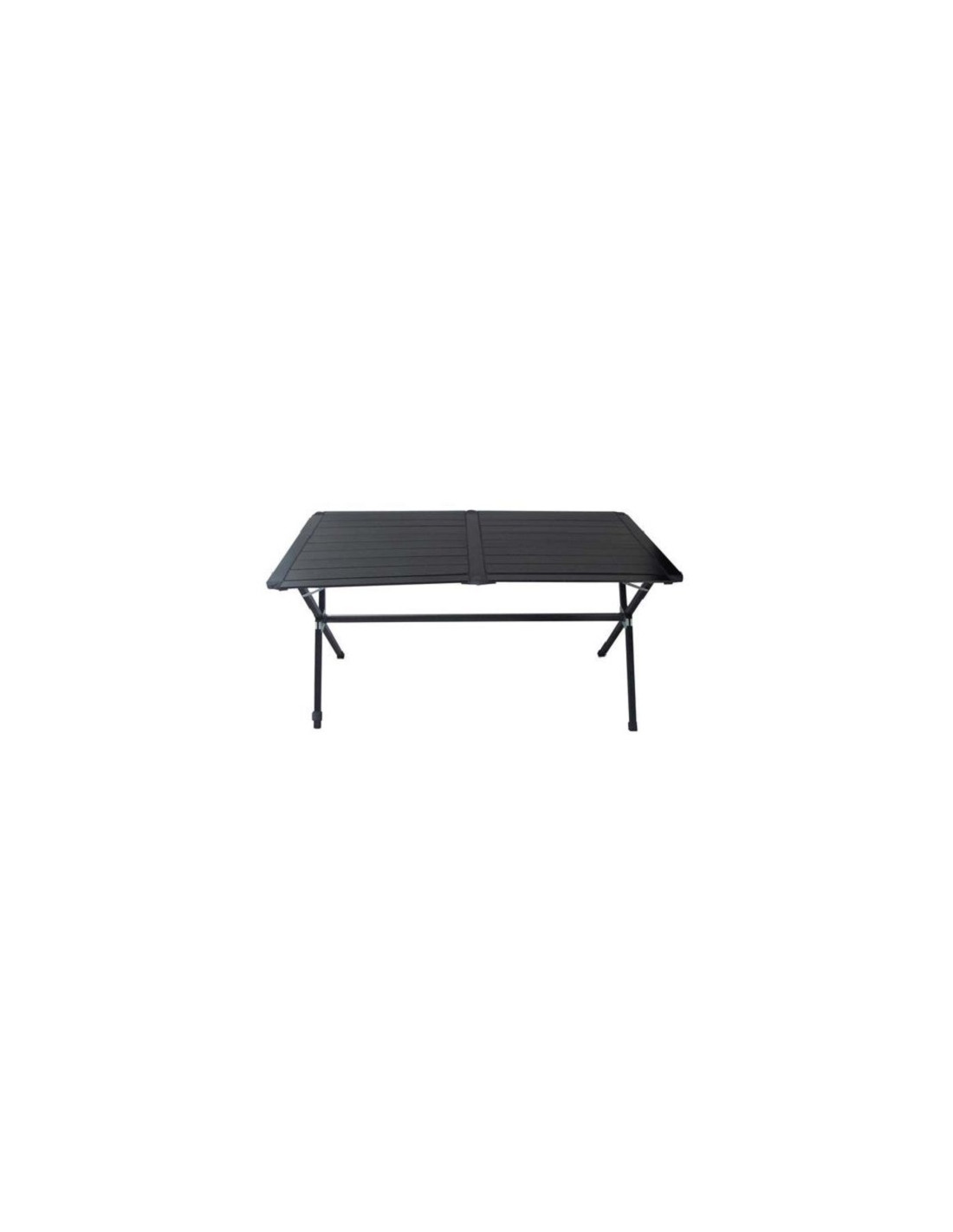black gap less table pliante pour 6