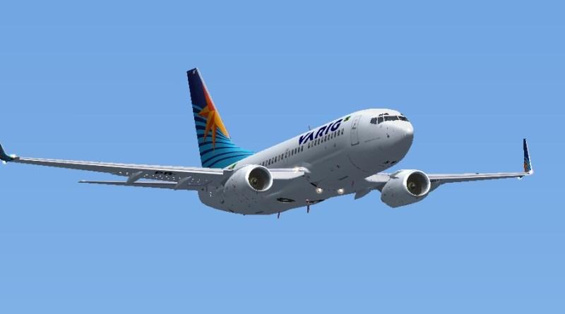 Avião da Varig
