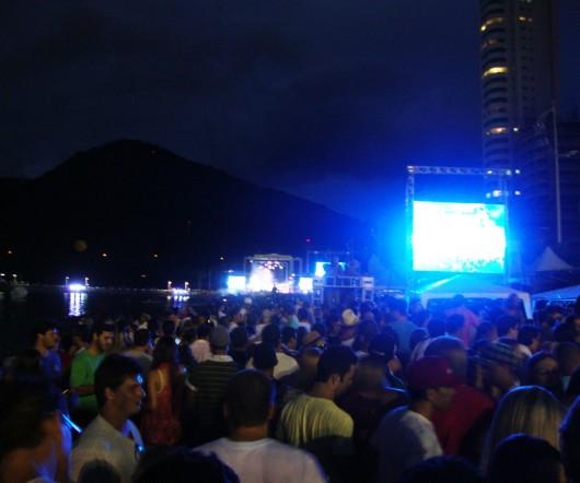 Festas em Balneário Camboriú