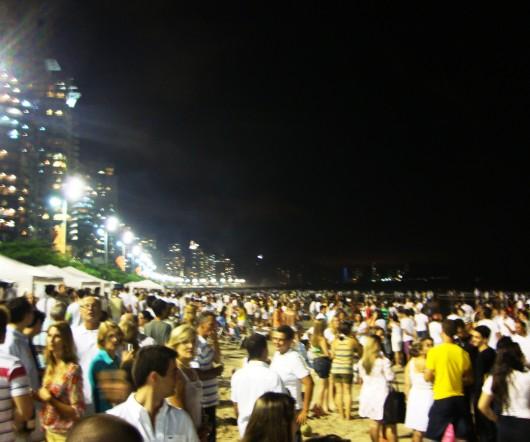 Réveillon em Balneário Camboriú