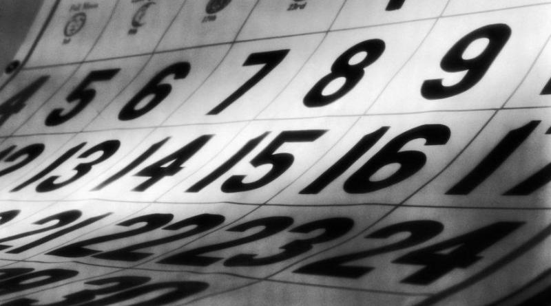 Datas comemorativas 2008