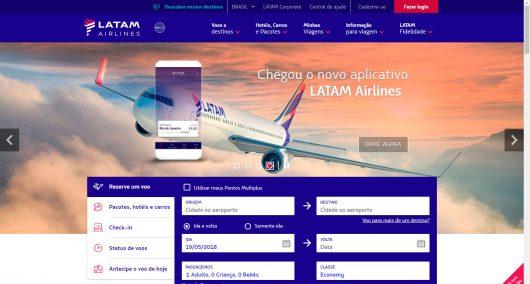 Site LATAM