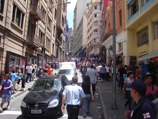 Viagem a São Paulo