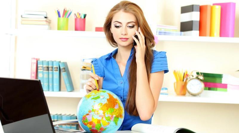 Agente de turismo e viagens