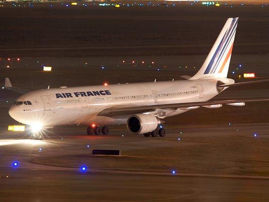 Desastre aéreo da Air France - voo 447
