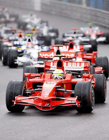 Fórmula 1 2010