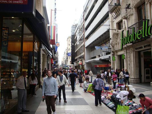Compras em Buenos Aires