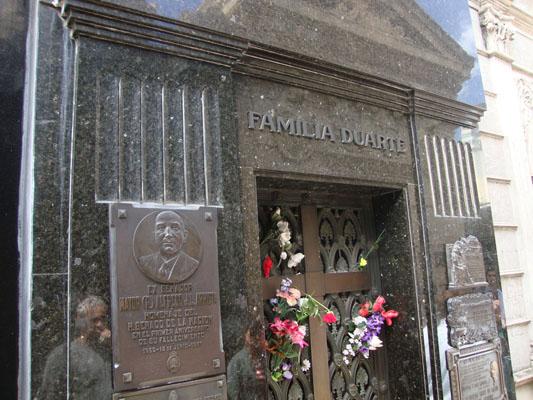 Túmulo Evita Perón - Buenos Aires
