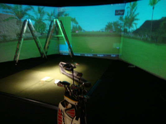 Golfe Indoor - Hotel Panamericano