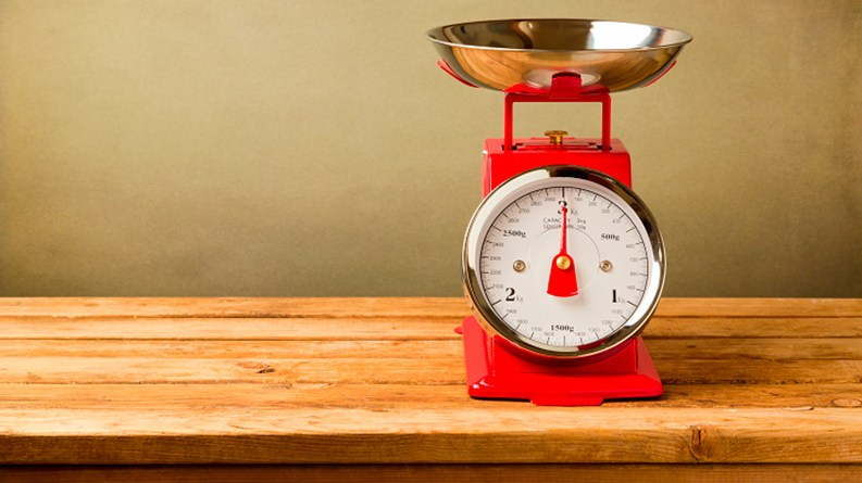 Medidas de peso nos países