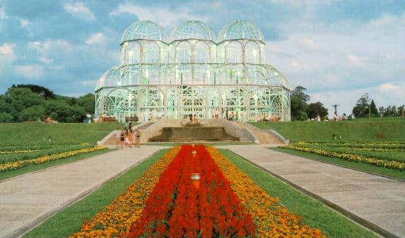 Aniversário de Curitiba 2011 - 318 anos