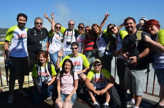 Blogueiros BlogTur - Viagem Foz do Iguaçu