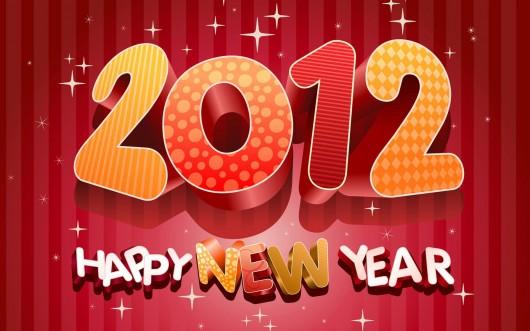 Bem-vindo 2012!