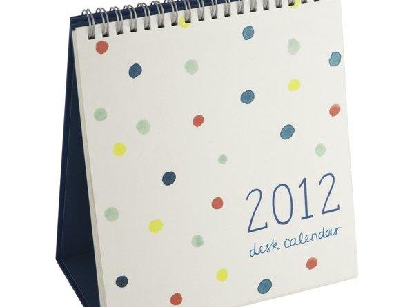 Datas Comemorativas 2012