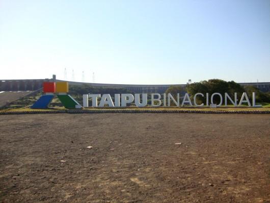 Usina de Itaipu - Foz do Iguaçu - PR