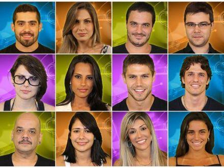 Participantes BBB 2012