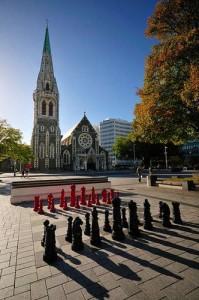 Christchurch - Nova Zelândia