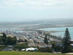 Napier - Nova Zelândia