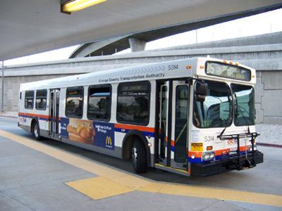 Transporte público - Ônibus