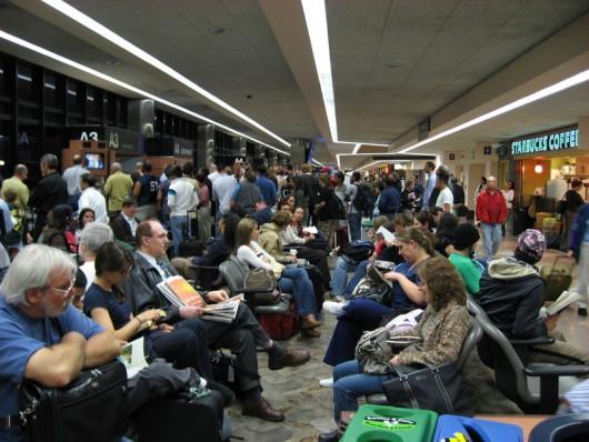Problemas dos aeroportos no Brasil