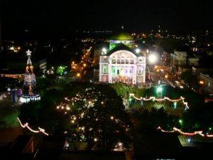 Aniversário de Manaus 2012 - 343 anos