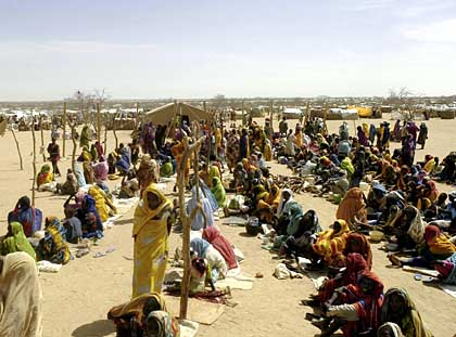 Darfur - Sudão