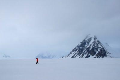 Ridge A - Antártica