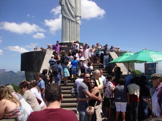 Truques pega turista no Rio de Janeiro