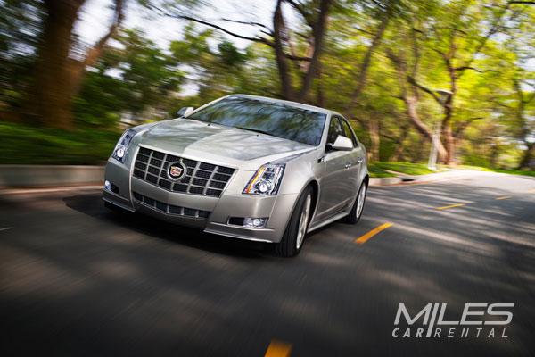Locação de carros Miles Car Rental