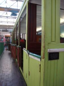 Trens antigos Corcovado