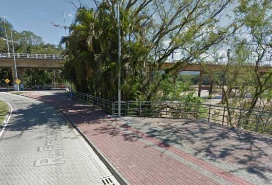 Rua Frederico Struve - Indaial