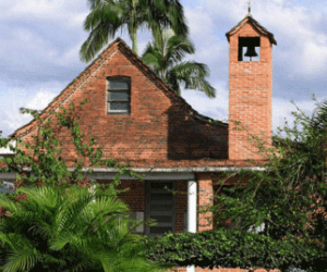 Capela do Glória - Rodeio SC